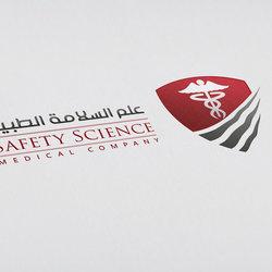 فكرة شعار علم السلامة الطبية