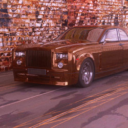 Rolls-Royce Phantom ( الوحش)