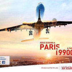 Air Algerie Promotion