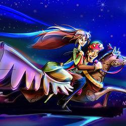 1001 Arabian Nights ( The Ebony Horse )
