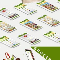 Luz Grocery App
