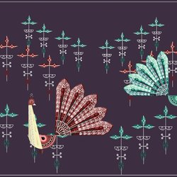 طيري طاووس