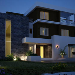 modern villa m3