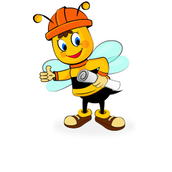 Bee Character Design