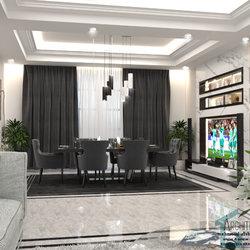 تصميم داخلي-غرفة معيشة -living room