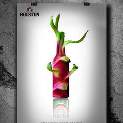 Fruit Manipulation Ad Poster