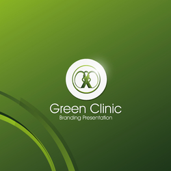Green Clinic Branding presentation