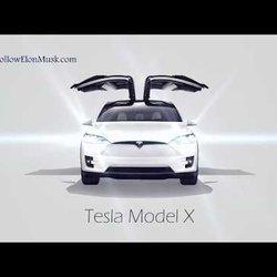Tesla Car Infographic