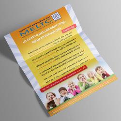 MELTC  Flyer Design