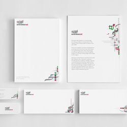 Emirates Net Corporate Identity