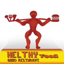 sport food logo