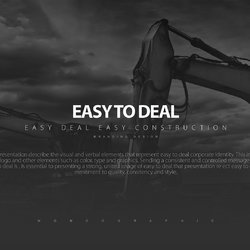 Easy to deal | Construction