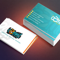 My New Logo & Card