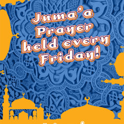 Juma'a Prayer Poster