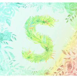 s with plants