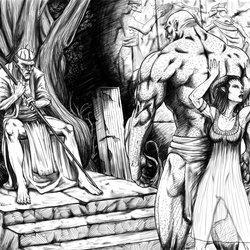 Queen of Orcs