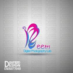 تصميم شعار - ريم: معمل للتصوير الرقمي - Reem: Digital Photography La