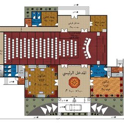 مشروع مبنى كبار المحاربين