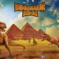 Dinosaur King film poster