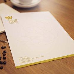 تصميم وطباعة ورق مروس للشركات والمؤسسات