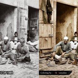 ماضي سوريا بالألوان - علي رمضان