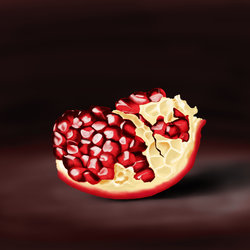 Pomegranate - رمان :)