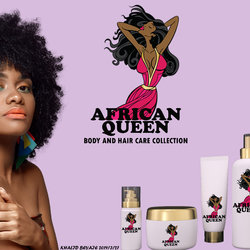 Afro Skin Care Product Design