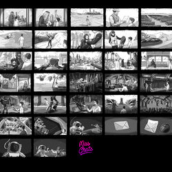 Space Bound Storyboard