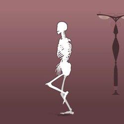 Ruining Skeleton