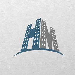 تصميم شعار لمكتب دراسات وأشغال عمومية