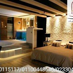 تصميم ديكورات غرف نوم - شركات تصميم ديكورات (عقارى )
