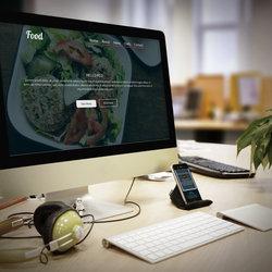 Food   Restaurants Landing Page