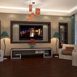 Modern Majles and Dining room