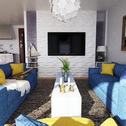 Studio apartments design