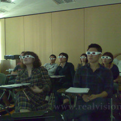 Stereoscopic 3D movie making workshop