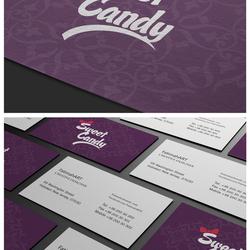 Sweet candy B.Card