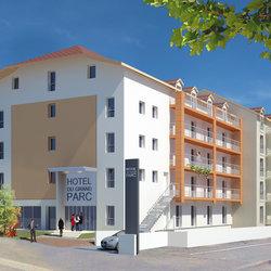 hôtel et résidence