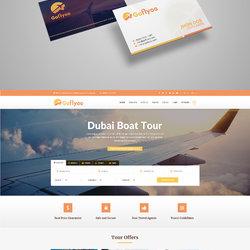 GoflyooBrand identity design (kuwait)
