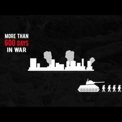فيديو انفوجرافيك عن الحرب في اليمن