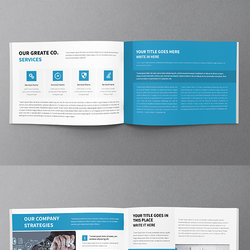 Corporate Multipurpose Business Brochure