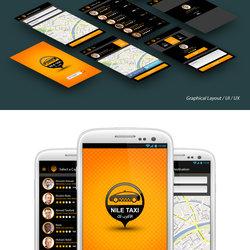Nile Taxi Mobile App
