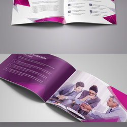 Colorful Modern Brochure