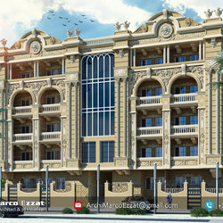 Building, New Cairo, Egypt