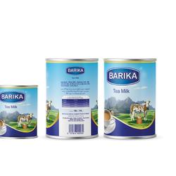 Milk Tea Label