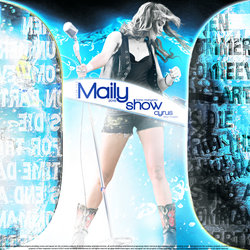 Miley Cyrus - Miley show Poster