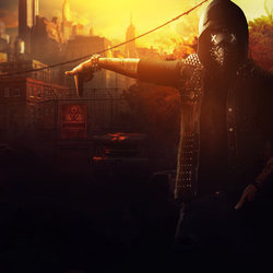 watch dogs - Wallpaper