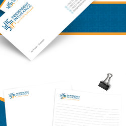 Independent Insurance Logo Branding