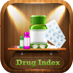 Drug index app icon