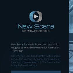 Logo New Scene