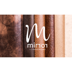 Mirror leather shop | Full identity